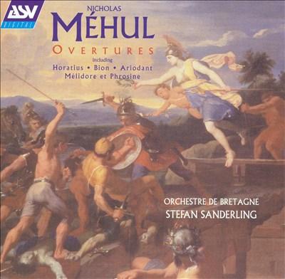 Méhul: Overtures