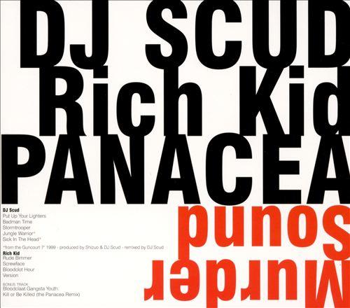 Murder Sound: DJ Scud/Rich Kid Panacea
