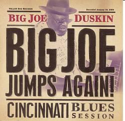 Big Joe Jumps Again! Cincinnati Blues Session
