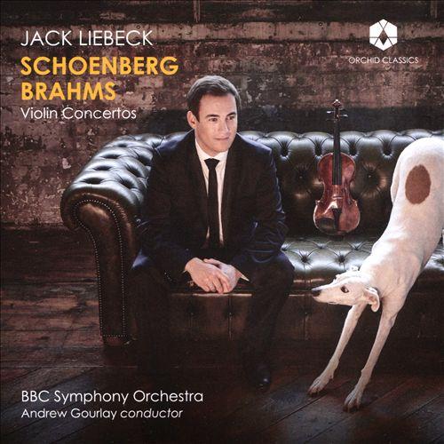 Schoenberg, Brahms: Violin Concertos
