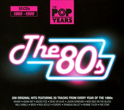 The Pop Years: The 80s