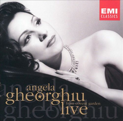 Angela Gheorghiu Live from Covent Garden