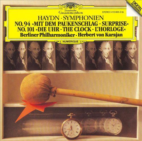 Haydn: Symphonien No. 94