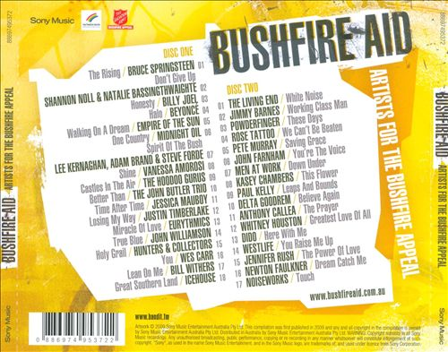 Brushfire Aid: Artists for the Brushfire Appeal