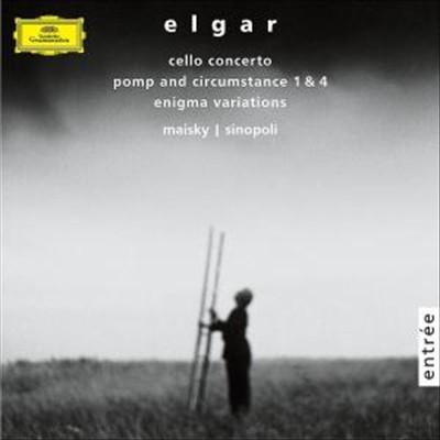 Elgar: Cello Concerto; Enigma Variations; Pomp & Circumstance 1 & 4