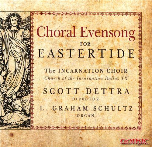 Choral Evensong for Eastertide