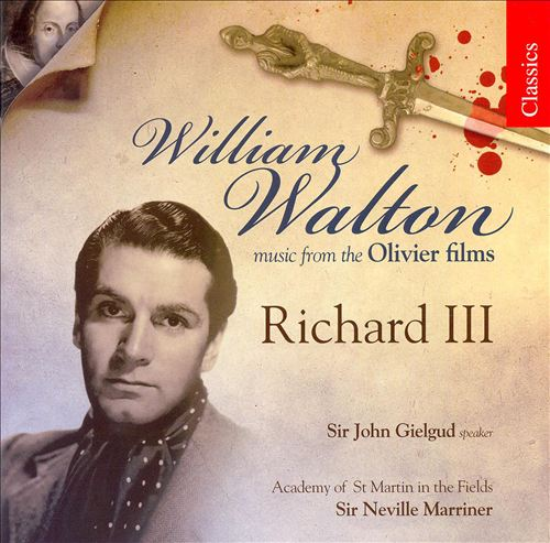 Sir William Walton's Film Music, Vol. 4