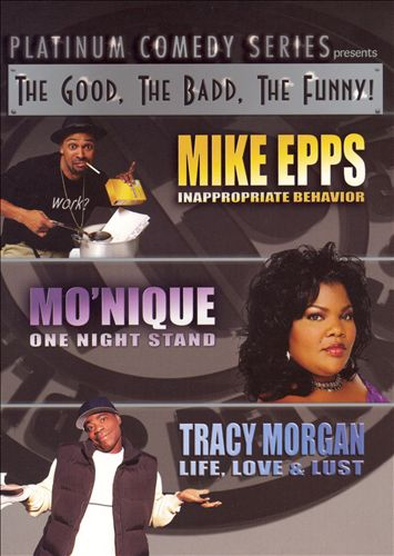 The Good, the Badd, the Funny! [DVD/CD]