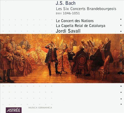 Bach: Brandenberg Concertos