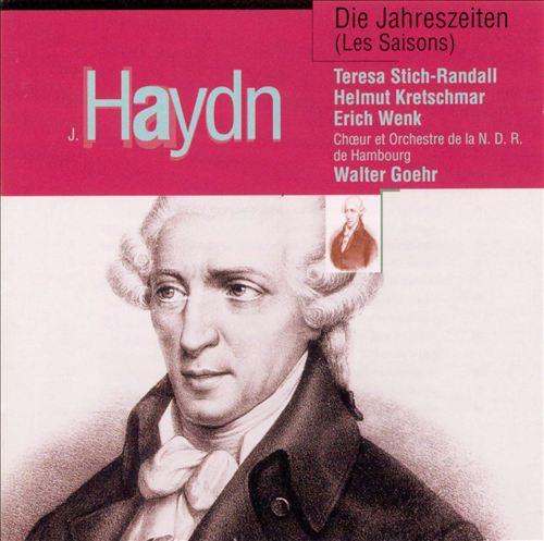 Haydn: Die Jahreszeitin