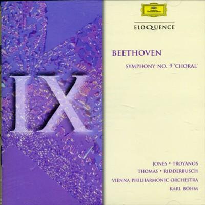 Beethoven: Symphony No. 9 'Choral' [Australia]