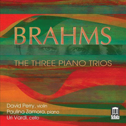 Brahms: The Three Piano Trios