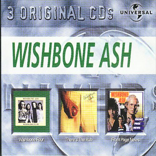 Wishbone Four/There's The Rub/Front Page News
