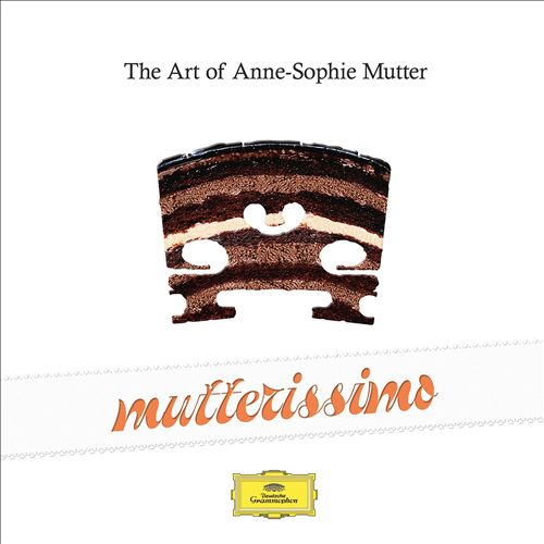 Mutterissimo: The Art of Anne-Sophie Mutter