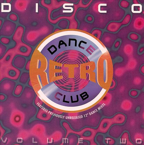 Dance Club Retro, Vol. 2: Disco