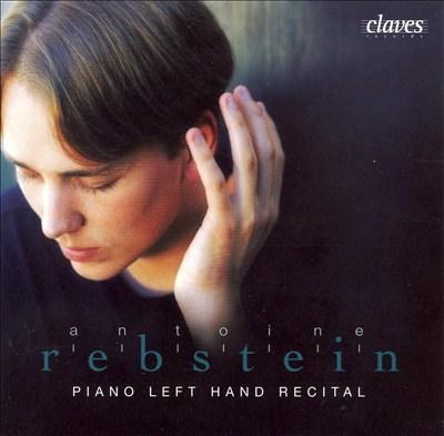 Piano Left Hand Recital