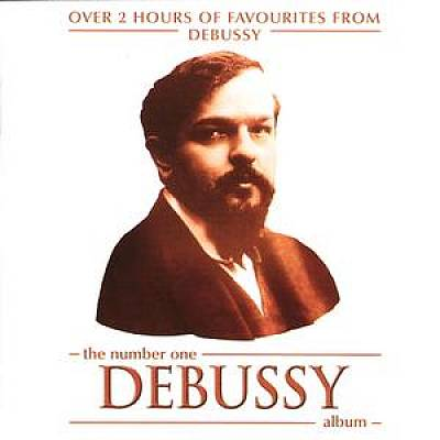 The Number One Debussy Album