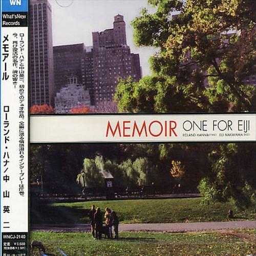 Memoir: One for Eiji