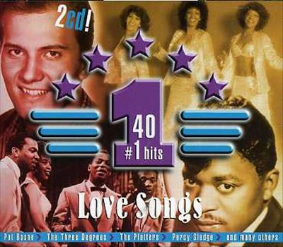 Love Songs: 40 No. 1 Songs