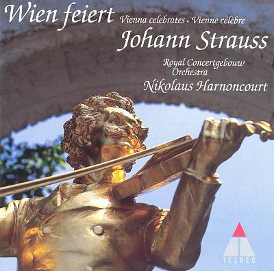 Vienna Celebrates Johann Strauss Jr.