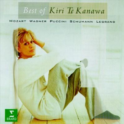 The Best of Kiri Te Kanawa