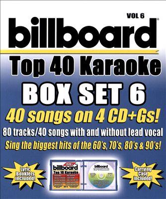 Party Tyme Karaoke: Billboard Top 40 Karaoke, Vol. 6