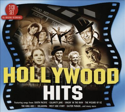 Hollywood Hits [Big 3]