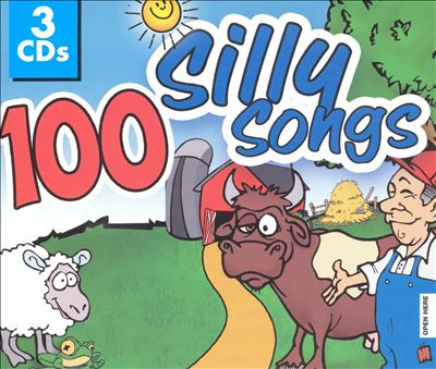100 Silly Songs [3 CD]