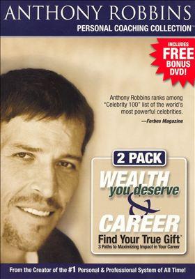Wealth You Deserve & Career Find Your True Gift [DVD/CD]