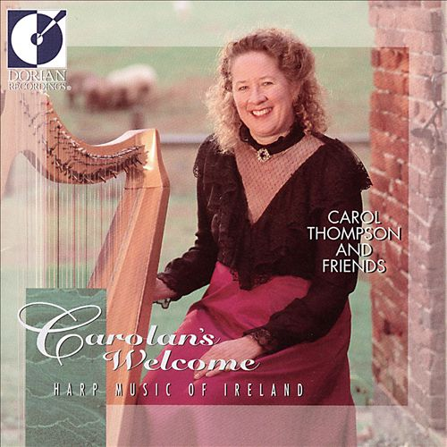 Carolan's Welcome: Harp Music of Ireland