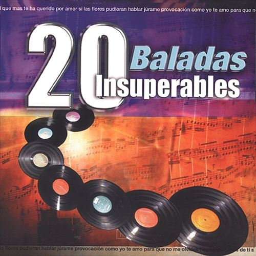20 Baladas Insuperables