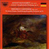 "August Klughardt: ""Lenore"" Symphonische Dichtung, Op. 27; Friedrich Gernsheim: Zu einem Drama; Tondichtung fur gross"