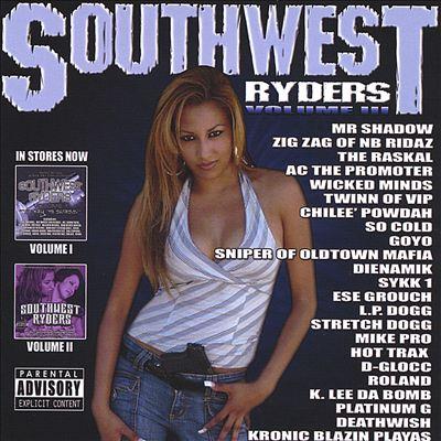 Southwest Ryders, Vol. 3