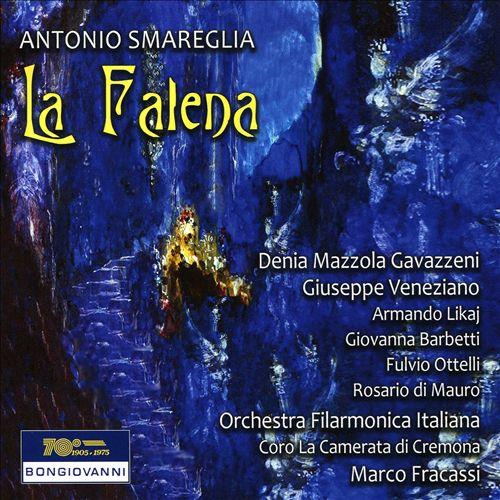 Antonio Smareglia: La Falena