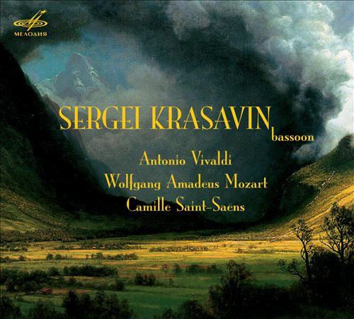 Antonio Vivaldi, Wolfgang Amadeus Mozart, Camille Saint-Saëns