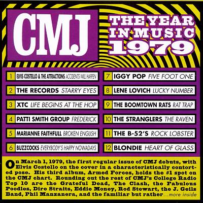 CMJ the Year in Alternative Music 1979