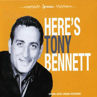 Here's Tony Bennett