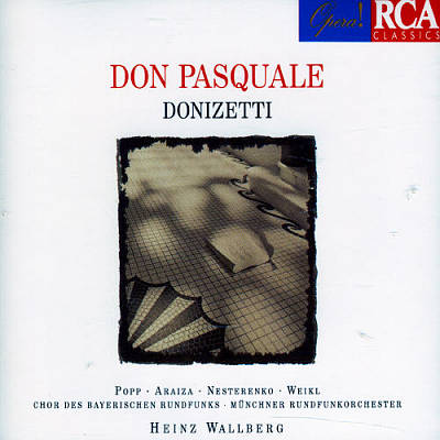 Donizetti: Don Pasquale (Complete) [Germany]