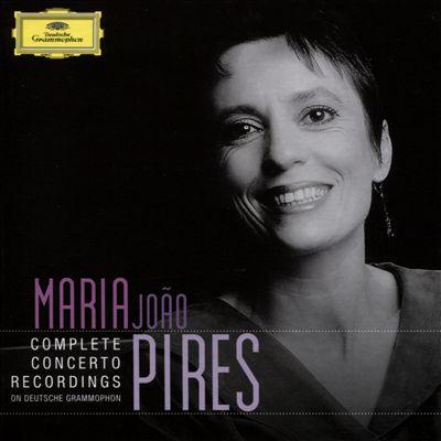 Maria João Pires: Complete Concerto Recordings on Deutsche Grammophon
