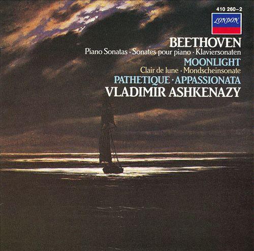 Beethoven: Piano Sonatas Nos. 14, 23 & 8