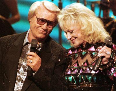 George Jones & Tammy Wynette Discography