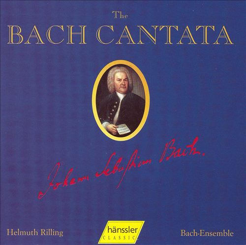 The Bach Cantata, Vol. 12