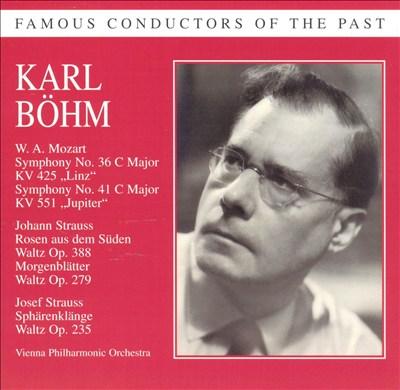 Famous Conductors of the Past: Karl Böhm