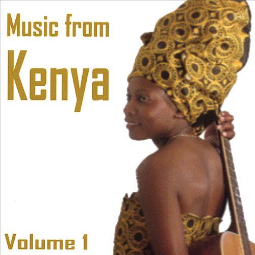 Music from Kenya, Vol. 1