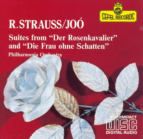Strauss: Suites from