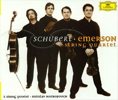 Schubert: The Late String Quartets; String Quintet