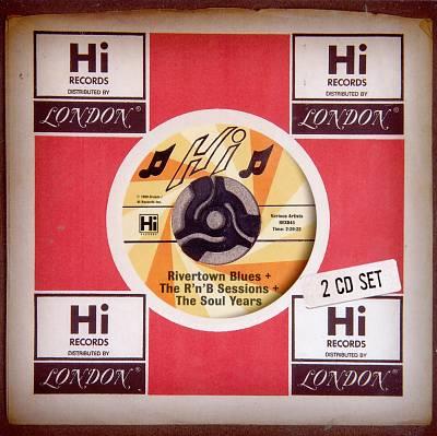 Hi Records: River Town Blues