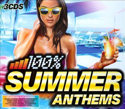 100% Summer Anthems