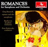 Romances for Saxophone & Orchestra