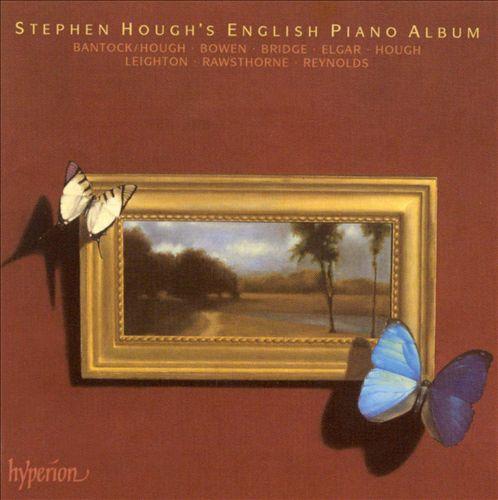 Stephen Hough's English Piano Album